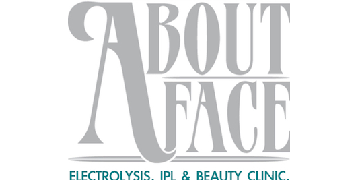 About Face Electrolysis, IPL and Beauty Clinic logo