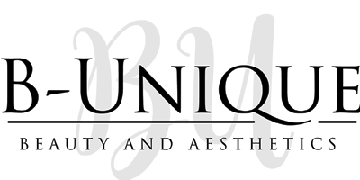 B-unique Beauty and Aesthetics  logo