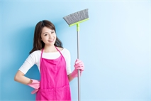 Why do hairdressing jobs start with sweeping a floor?