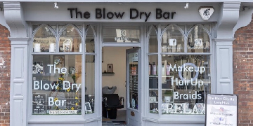 The Blow Dry Bar  logo