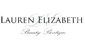 lauren elizabeth beauty boutique logo
