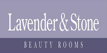 Lavender and Stone Beauty Rooms logo
