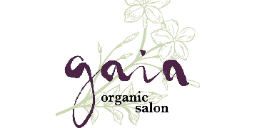 Gaia Organic Salon: Hair, Nails & Beauty logo