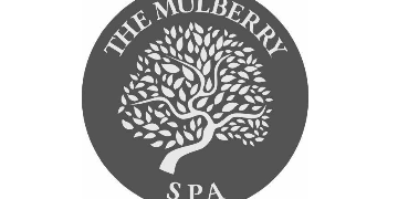The mulberry spa  logo