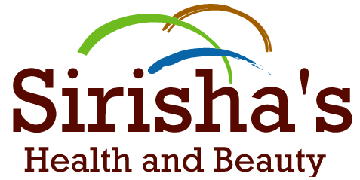 Sirisha's Health and Beauty logo