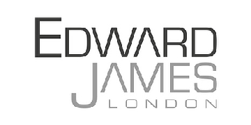 Edward James Aveda Salons & Spas logo