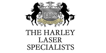 The Harley Laser Specialists logo