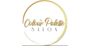 The Colour Palette Salon logo