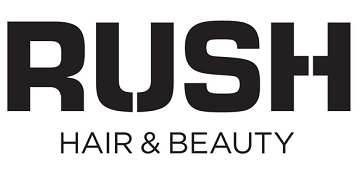 RUSH Hair and Beauty logo