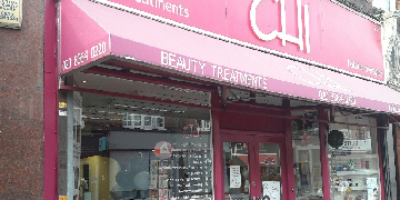 Chi Beauty Salon logo
