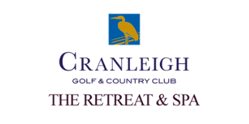 Retreat Spa at cranleigh golf and country club logo