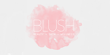 Blush Beauty and Wellness logo