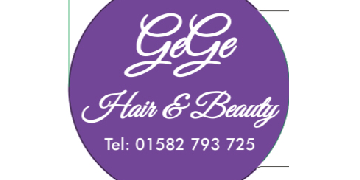 GeGe Hair and Beauty logo