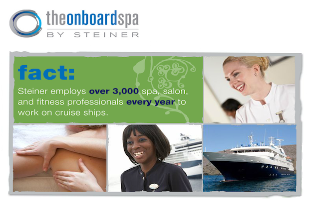The Onboard Spa by Steiner