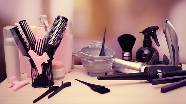 Hairdressing Tools of the Trade
