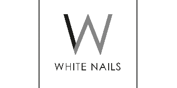 White Nails logo