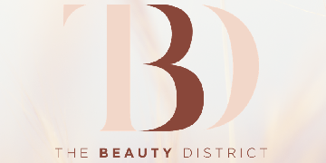 The Beauty District  logo